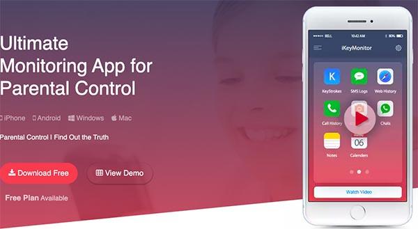 ikeymonitor app